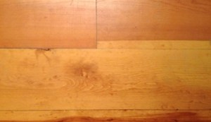 plancher de pin select