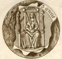 Sceau Anne de Bretagne 1490