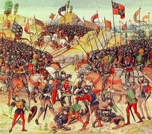 Bataille d'Auray