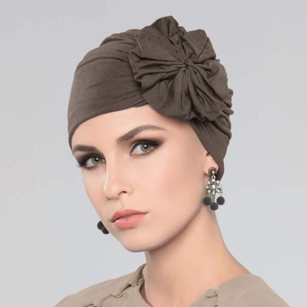 Dory - Bonnet fleur Joceli de la collection Ellen's Headwear.