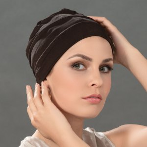 Easy Fit - Bonnet chimio Joceli de la collection Ellen's Headwear.