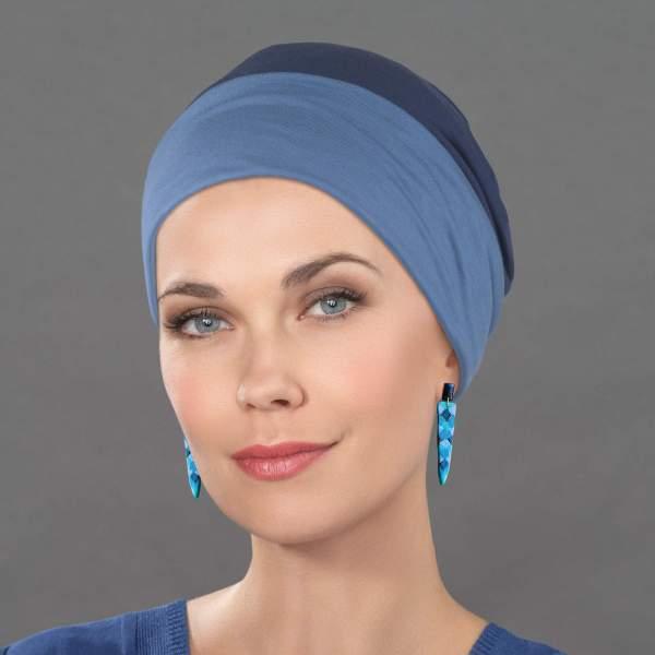 Go - Bonnet chimio Joceli de la collection Ellen's Headwear.