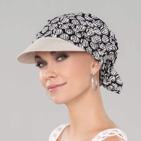 Lonata - Casquette bandana chimio de la collection Ellen's Headwear.