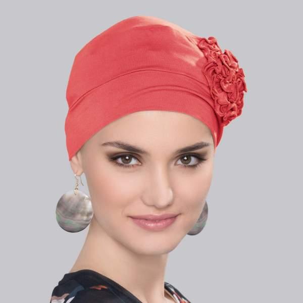 Lyra - Bonnet chimio Joceli de la collection Ellen's Headwear.