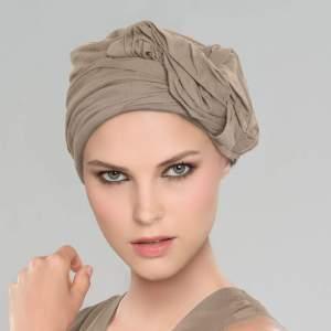 Malou - Foulard bandeau chimio de la collection Ellen's Headwear.