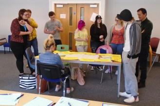 DEAP Workshop on Equality