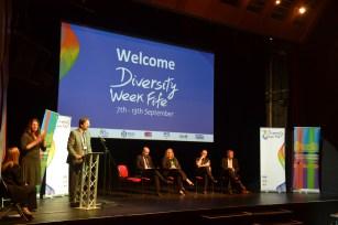Diversity Week 2015 Launch