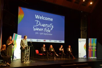 Diversity Week 2015 Launch