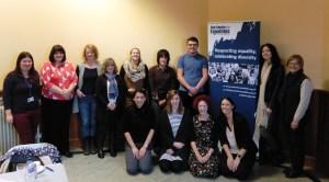 Inclusive Communications participant group photo