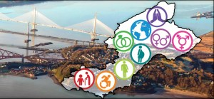 home page banner - forth bridges