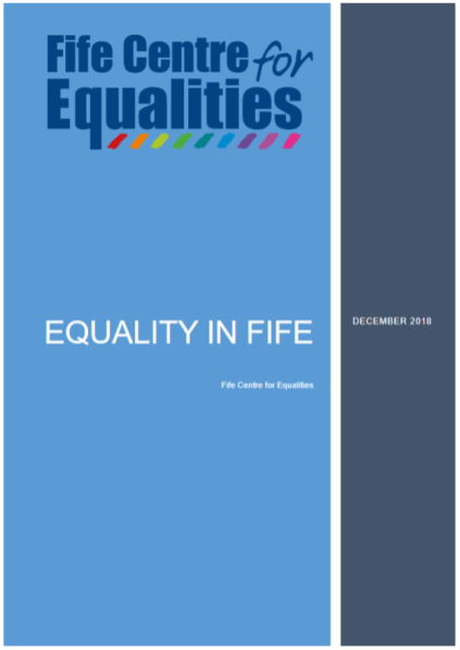 Equality in Fife stats report