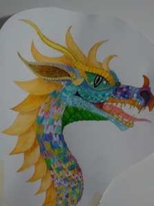 Jenni Kelly - Chinese Dragon 2 - Copy