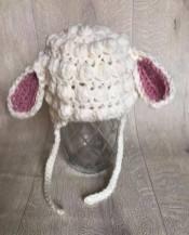 Martina Millar Forsyth - Spring themed Crochet Hat
