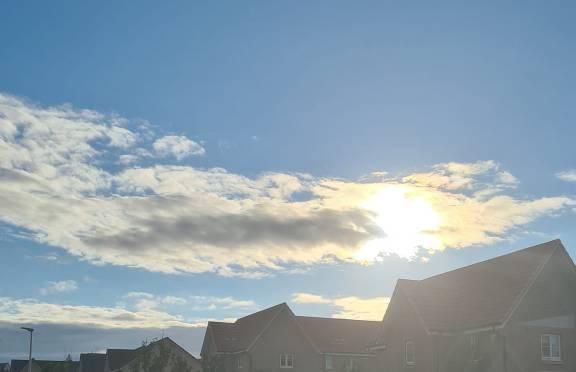 Nina Munday - View of sun