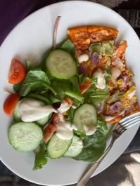 Coryn Barclay - Pizza and Salad