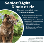 Chien-Senior Light-Dinde et riz-Naturals