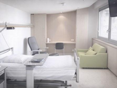 urgences et hospitalisation - clinique internationale du Parc Monceau