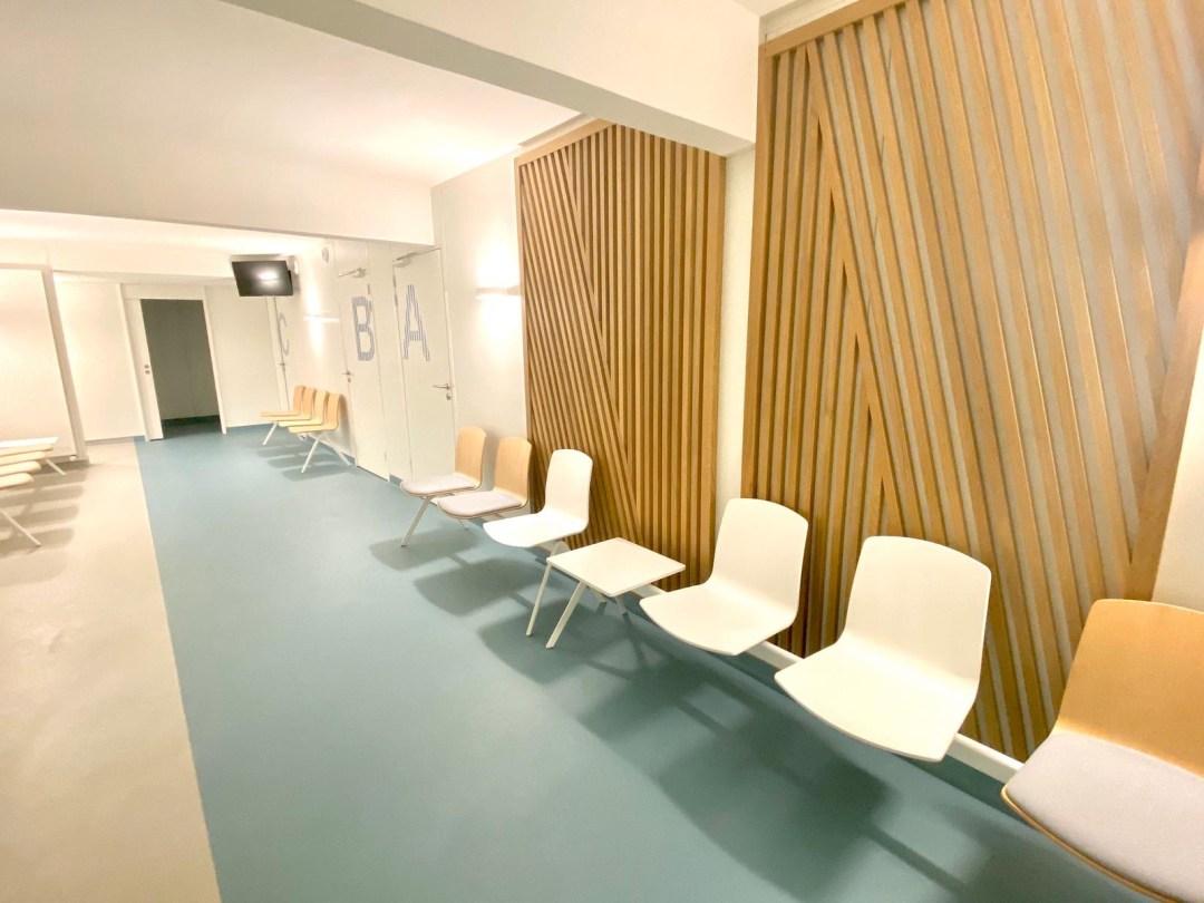 Centre Ophtalmologique Paris 17 SOS Oeil- Salle d'IVT - Attnte SOS OEil
