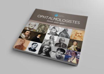 Ophtalmo, mais pas que - Thèse du Dr Romain Jaillant - Couverture