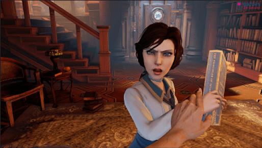 Jeux vidéo, jeux vidéo, Bioshock Infinite, Elizabeth