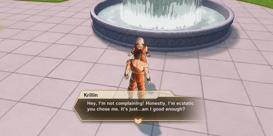 Jeu vidéo, jeux vidéo, Dragon Ball Xenoverse 2, Krillin
