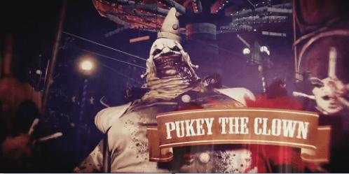 Jeu vidéo, jeux vidéo, Killing Floor 2, Pukey the clown, Summer Sideshow Event