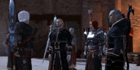 Jeu vidéo, jeux vidéo, Dragon Age 2