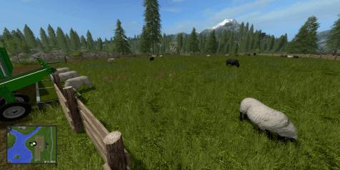 Jeu vidéo, jeux vidéo, Farming Simulator 2017