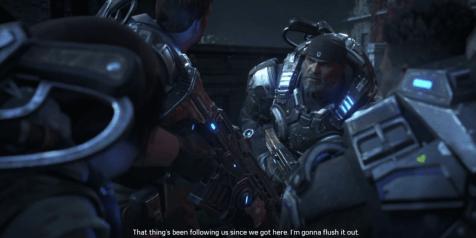 Jeu vidéo, jeux vidéo, Gears of War 4