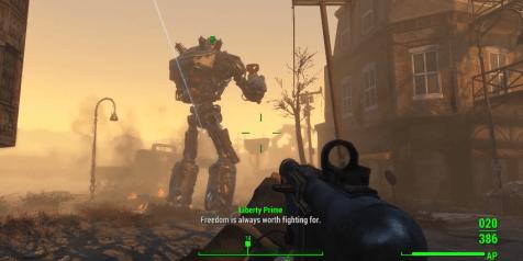 Jeu vidéo, jeux vidéo, Fallout 4