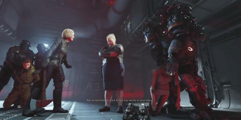 Jeu vidéo, jeux vidéo, Wolfenstein The New Colossus