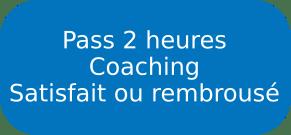 Pass vous donnant droit à 1 heure de coaching.
