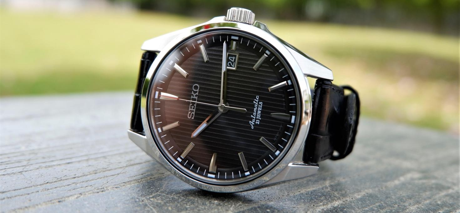 REVIEW: Seiko Presage SARX017