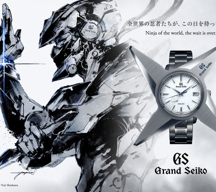 Grand Seiko Ninja Spring Drive, Kunoichi Automatic officially revealed