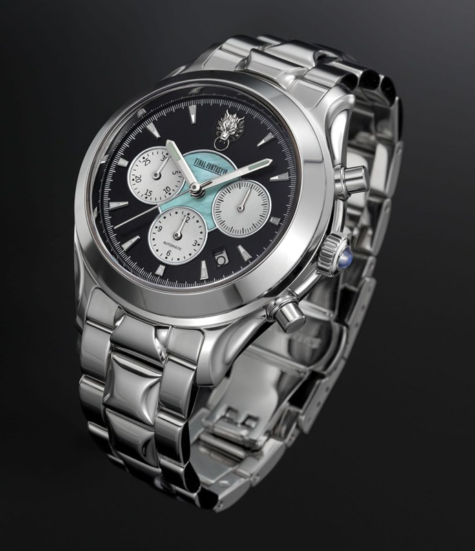 Square Enix & Seiko mark 'Final Fantasy VII' remake with limited edition chronographs