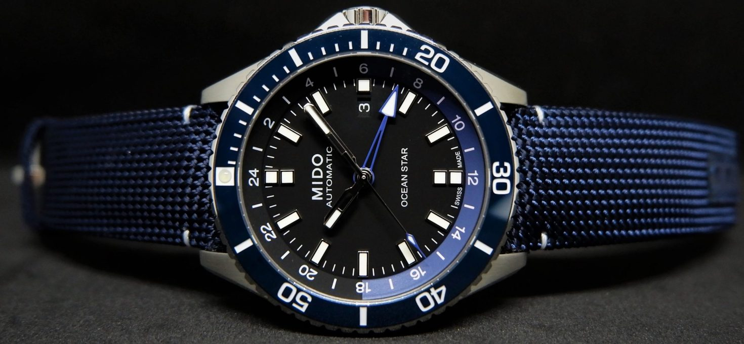 REVIEW: Mido Ocean Star GMT