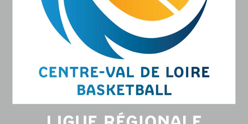 Logo Ligue régionale Centre-Val de Loire BasketBall
