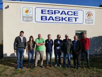 L'équipe de la commission patrimoine