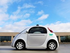 Image result for waymo self driving car