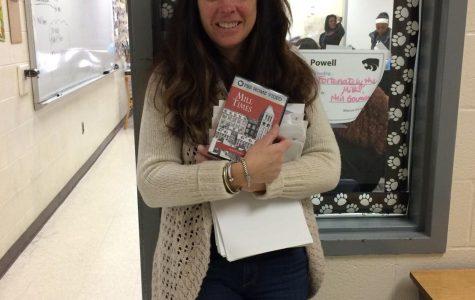 February Teacher Spotlight: Mrs. Powell