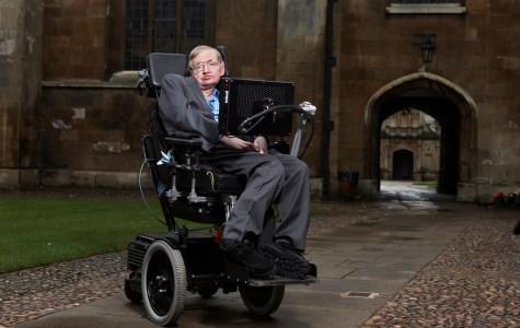 Stephen Hawking Dies Aged 76