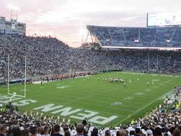Penn State VS Wisconsin Football