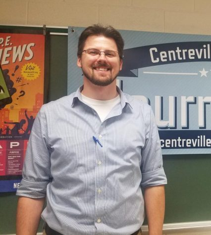 November Teacher Spotlight: Mr. Novak