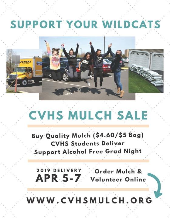 Centreville Mulch Sale