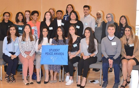 2019 Student Peace Award Winner Deepika Joshi