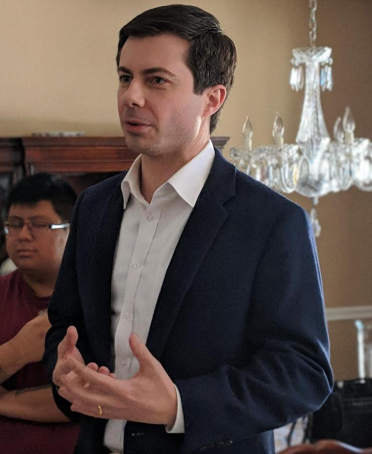 Mayor Pete...Buttigieg?