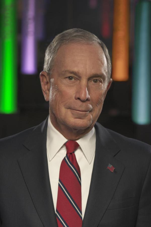 Michael+Bloomberg+Enters+The+Democratic+Primary