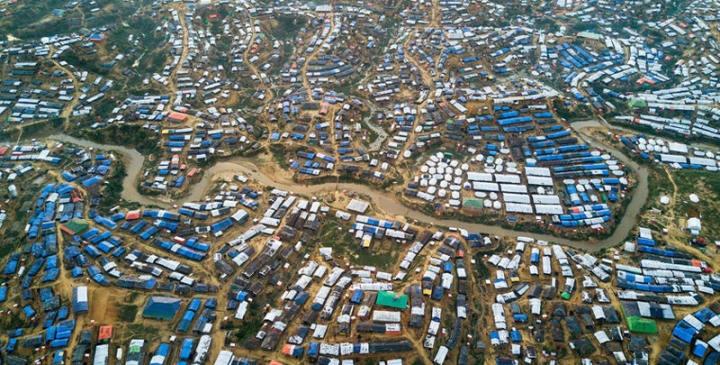 Rohingya Refugees Denied Formal Education:
