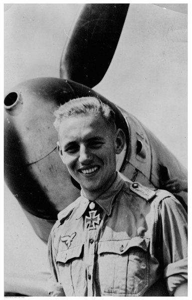 Erich Hartmann: The Most Successful Fighter Pilot of All Time