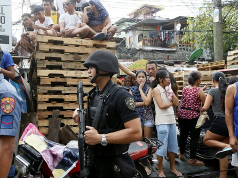 The Philippine Drug War
